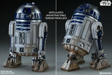 Sideshow Star Wars R2-D2 Deluxe 1:6 Scale 2172 New Sealed in Shipper