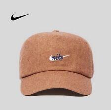 Nike Vintage H86 Cortez S Wool Strapback Cap Hat Khaki OS 882791 235 342a5dd703a8