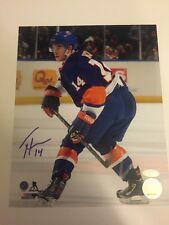 Thomas Hickey 8x10 Photo Signed - NY Islanders - Steiner COA - NHL Hockey