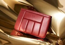 Dunhill Concours Red Large Zip Pouch NEW WITH DUST-BAG