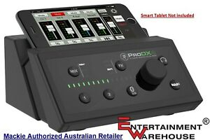 Mackie PRODX4 Wireless Mixer with bluetooth and FX