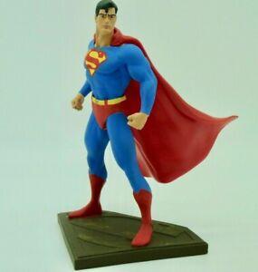 BOWEN NEW!! SUPERMAN STATUE MAQUETTE Seinfeld DC DIRECT Justice league Animated