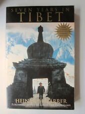 Seven Years in Tibet by Heinrich Harrer (1997, Paperback) Illustrated