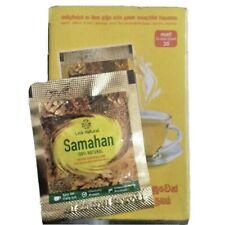 Sri Lankan Samahan Ayurvedic Natural Herbal Drink 100 Sachets Cold Remedy