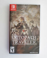 NEW Factory SEALED Octopath Traveler Brand for Nintendo Switch