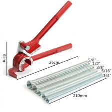 26 6cm Manuale Rame Piega Tubi Alluminio Lega Molla Piegare Tubo Tubi Yse