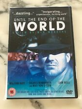 Until The End Of The World [DVD][2007] VGC Wim Wenders Very Rare Movie!