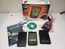 Handspring Visor Deluxe Handheld Palm w/Stylus, Original Box and Extras.