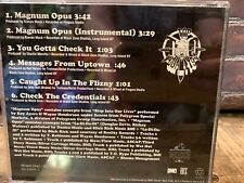 Magnum Opus by Top Quality (CD, PROMO Single)