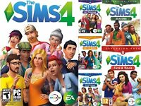 The Sims 4 + 10 DLC Collection /PC/MAC/Downloadable account/ Multilanguage