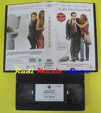 film VHS E ALLA FINE ARRIVA POLLY ben stiller jennifer aniston 2004 (F144)no dvd