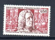 FRANCE MNH 1966 SG1721 TERCENTENARY OF ACADEMY OF SCIENCES