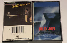 Billy Joel  Lot Of 2 Cassettes: The Bridge / Songs In The Attic Cassette Lot