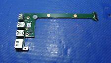 "HP EliteBook 17"" 8740w Genuine Laptop HDMI USB Port Board 6050A2266601 GLP*"