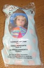 2003 Madame Alexander Doll McDonalds Happy Meal Toy  - Hannah Pepper #7