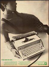 1965 VINTAGE AD für Praxis 48 Schreibmaschine/Olivetti Underwood (020113)