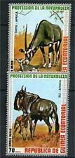 LOT DE TIMBRES NEUFS XX ANIMAUX SAUVAGES - GUINEE - TTB