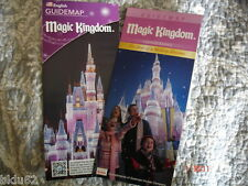 Disney Magic Kingdom Guide Maps