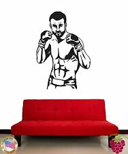 Wall Stickers UFC MMA Mix Martial Arts Fighter z1172