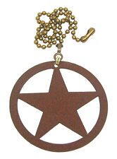 Texas Star Fan Pull - Ornament