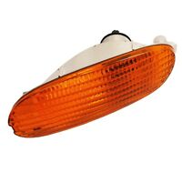 Genuine MG Rover Front Bumper Indicator Lamp in Amber For MGF & TF XBD100641-XP