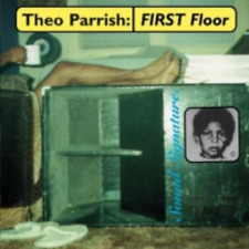 THEO PARRISH-FIRST FLOOR-IMPORT CD WITH JAPAN OBI E51