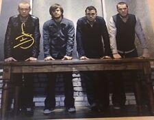 The Fray ISAAC SLADE  Signed 11x14 Photo