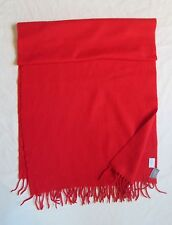 Superbe Echarpe AGNONA  100% CACHEMIRE TBEG  vintage scarf 50 cm X 160 cm