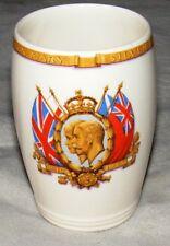 Adams Beaker Silver Jubilee George V Queen Mary
