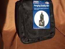 Travel Smart TS-08SK Men's Hanging Toiletry Kit