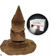 Harry Potter Animated Talking Sorting Hat, Wizarding World, Hogwarts, Limited