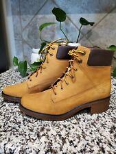 Women timberland boots size 10