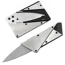 Chèque Cartes couteau, faltmesser, Steel, couteau pliant, Camping Folding Pocket Knife