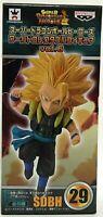 Dragon Ball SS3 Gogeta Xeno figure WCF Heroes SDBH 29 Banpresto Japan Authentic
