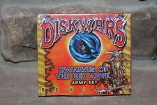 FANTASY DISKWARS DWARVES OF THE ANVIL ARMY SET REVISED NEW/SEALED RARE!