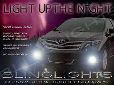 2013 2014 Toyota Venza Xenon Fog Lamps Driving Lights Foglamps Foglights Kit