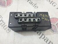 MERCEDES W220 W215 VACUUM SUPPLY PUMP CETRAL LOCKING SYSTEM 2208000248