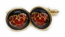 ZELDA HEART CUFFLINKS MANUFACTURERS DIRECT PRICES !!!