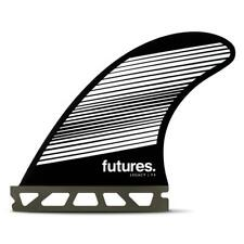 Futures Fins F4 Legacy Series Thruster Set in Small Surfboard Surf Future Fin