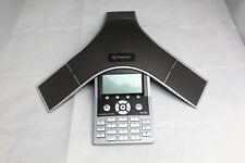 Polycom Soundstation IP 7000 PoE Conference Phone 2201-40000-001 (SEE PHOTOS)