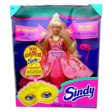1995 Hasbro Magic Eyes Sindy Doll