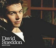 David Sneddon : Best of Order [CD 2] - Single CD