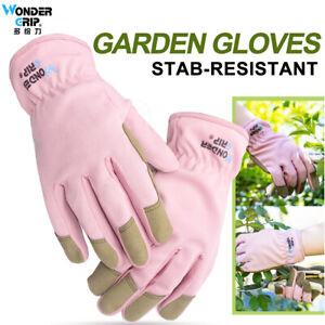 Wondergrip Ladies Gardening Gloves Non-slip & Puncture-proof Summer Planting