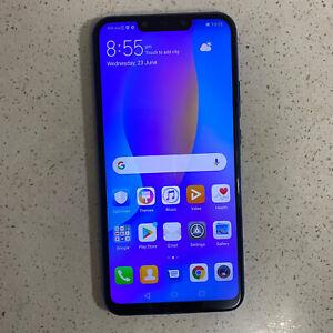 Huawei nova 3i - 128GB - Blue (Unlocked) (DUAL SIM) - 4GB RAM