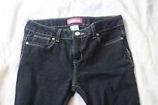 EUC Girls 14S Slim OLD NAVY Dark Denim Jeans Boot Cut