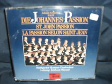 Bach-Johannes-Passion-Stoccarda Hymnus-coro per ragazzo/Weyand - 3cd-box