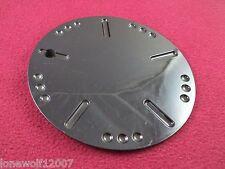 MEGA Wheels Gloss Black Custom Wheel Center Cap # C935-2 / S407-08 (1)