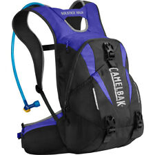 CamelBak Solstice 10 LR 100 oz MTB Hydration Back Pack Black / Deep Amethyst NEW