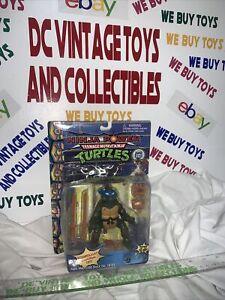 Playmates TMNT Teenage Mutant Ninja Power Turtles Somersault Samurai Leo rare