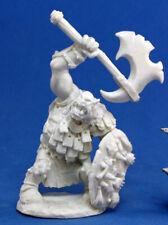 77064 KAVORGH ORC WARBOSS - Reaper Dark Heaven Bones